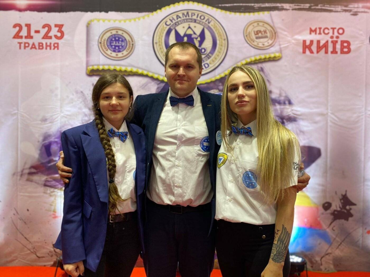 Кікбоксери із Кам'янця підкорювали всеукраїнський турнір у столиці, фото-1