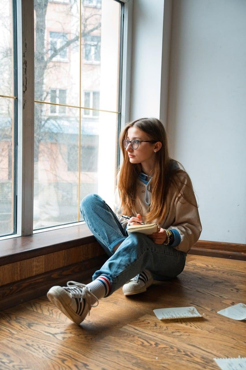 У Кам'янці-Подільському зняли кліп на вірші 15-річної школярки, фото-1