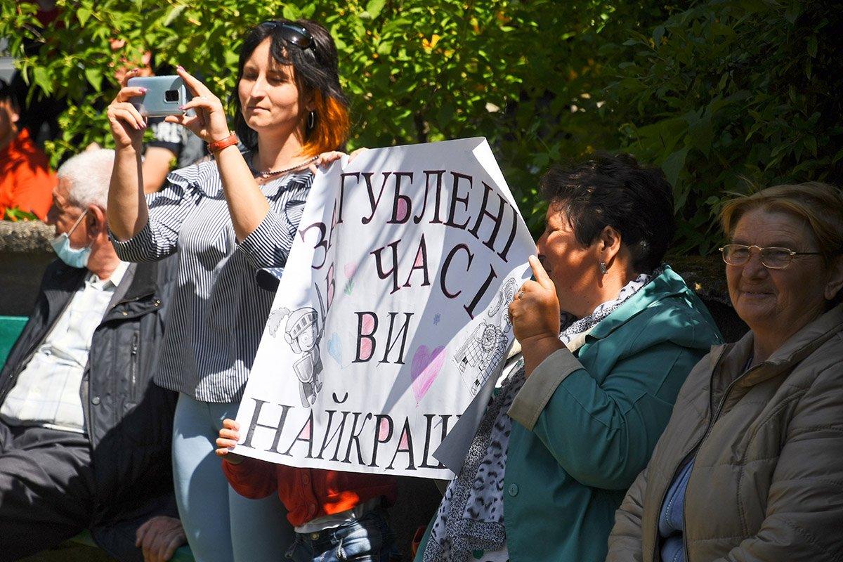 У Ботанічному саду відбулася студентська ліга гумору, фото-20