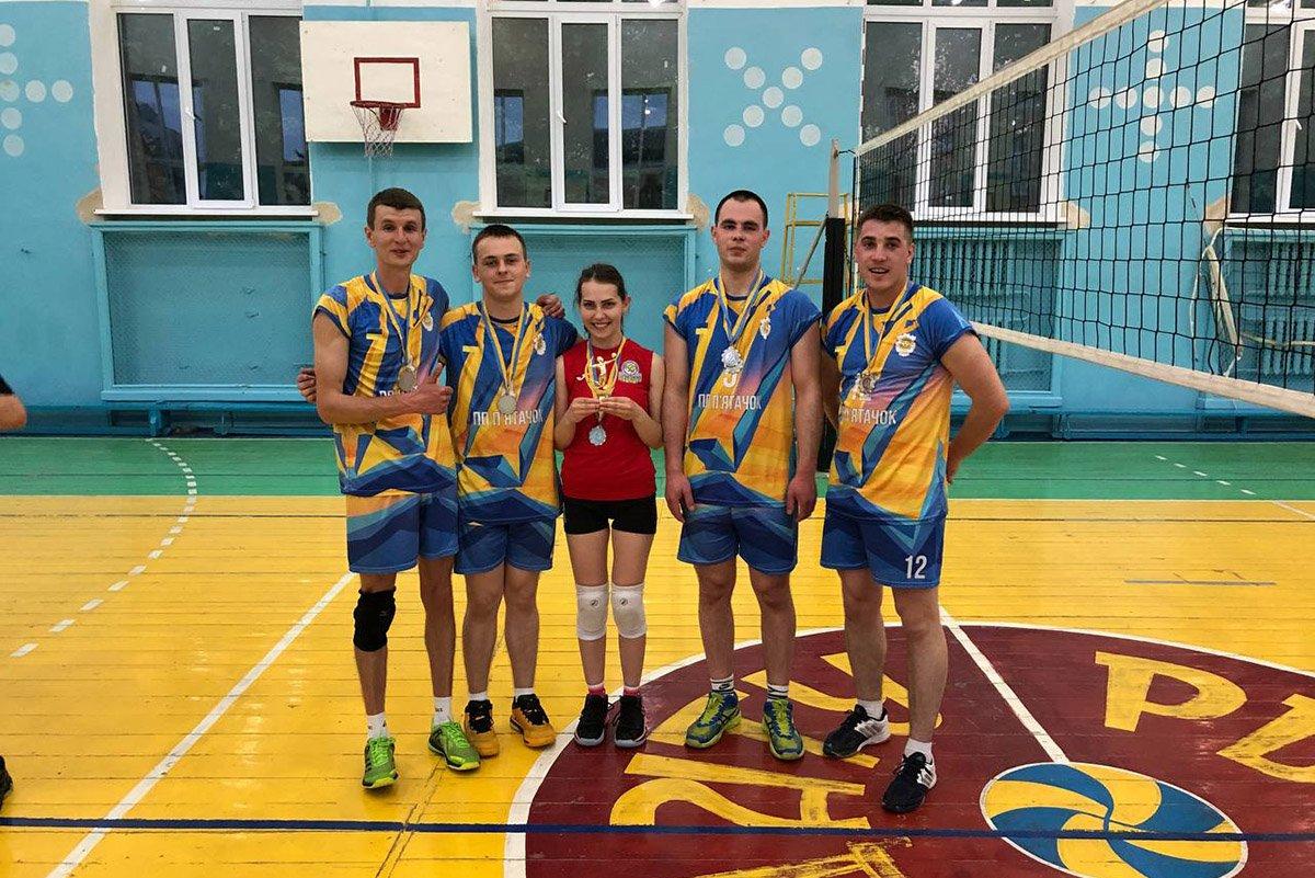 Команда ПДАТУ здобула перемогу з паркового волейболу, фото-4