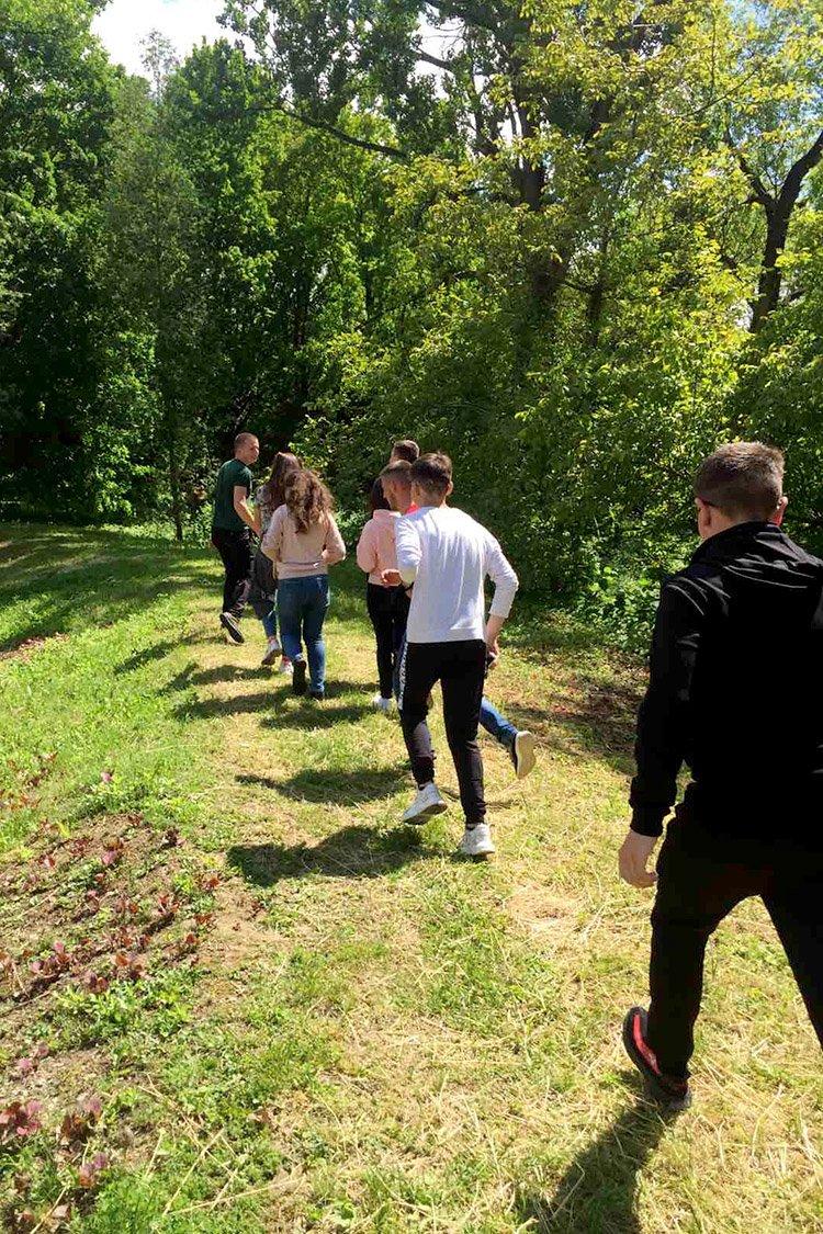 """Студенти ПДАТУ шукали """"Квітки папороті"""" у Ботанічному саду, фото-8"""