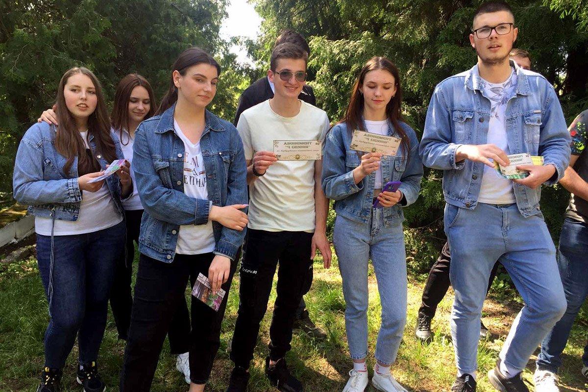 """Студенти ПДАТУ шукали """"Квітки папороті"""" у Ботанічному саду, фото-4"""