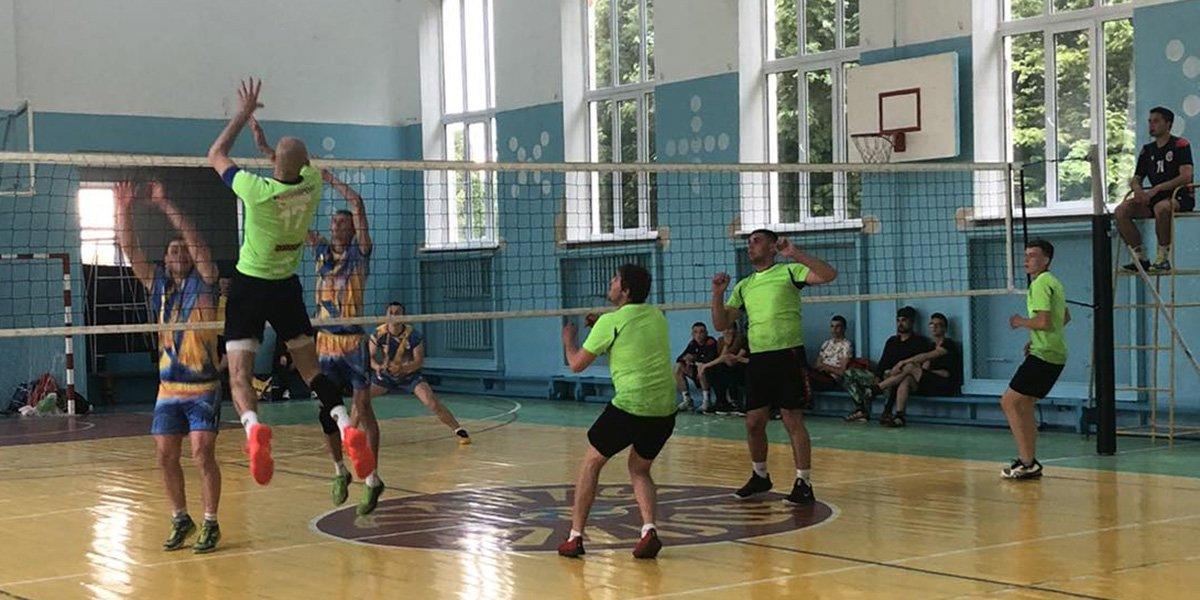 Команда ПДАТУ здобула перемогу з паркового волейболу, фото-1