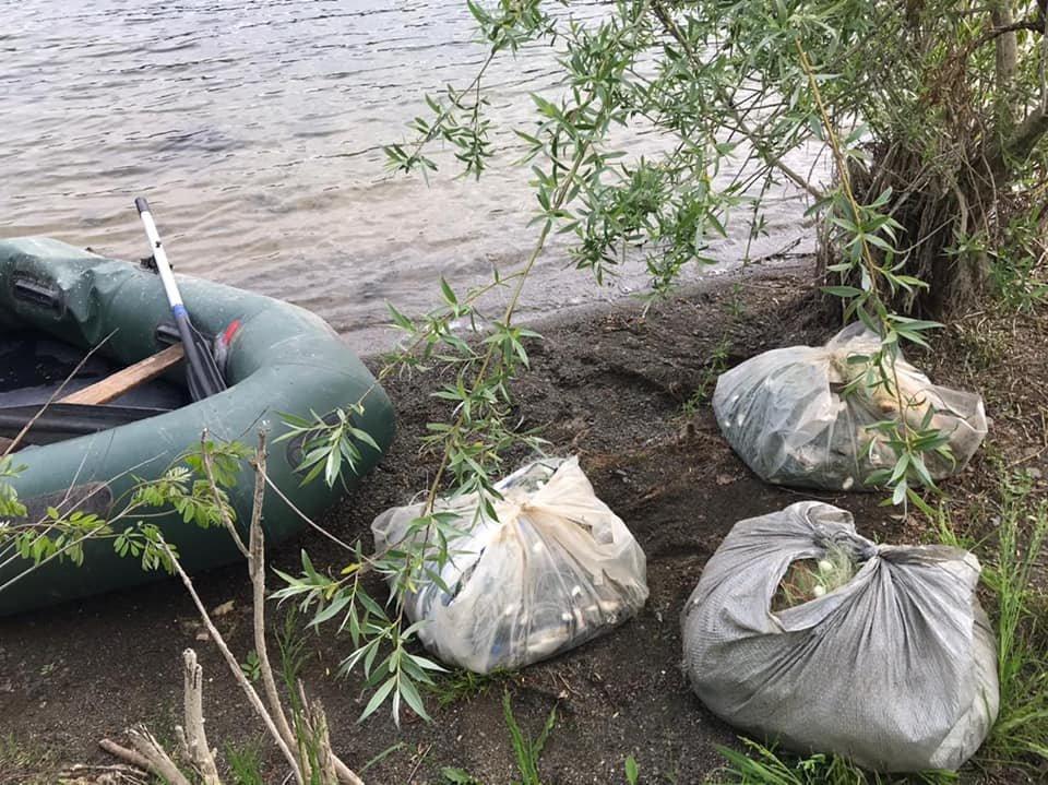 Водні поліцейські виявили браконьєра на Дністровському водосховищі, фото-1