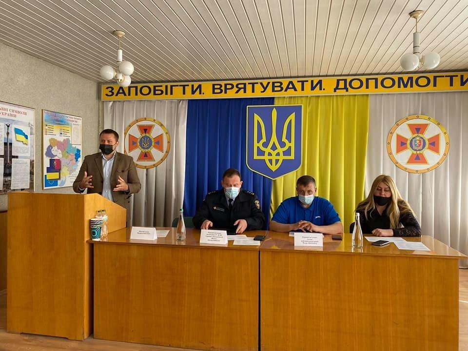 У Кам'янці відрекомендували нового керівника районного управління ГУ ДСНС, фото-2