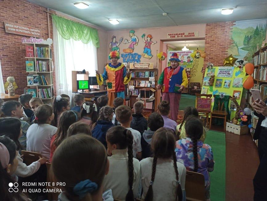 Кам'янецькі бібліотекарі влаштували свято для дітей, фото-1, Фото: Оксана Манчурак