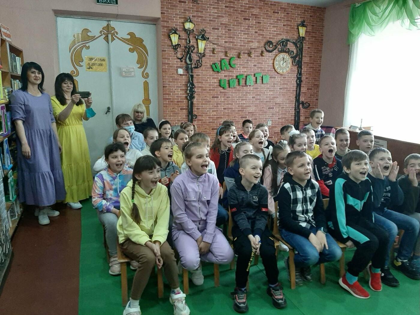 Кам'янецькі бібліотекарі влаштували свято для дітей, фото-3, Фото: Оксана Манчурак