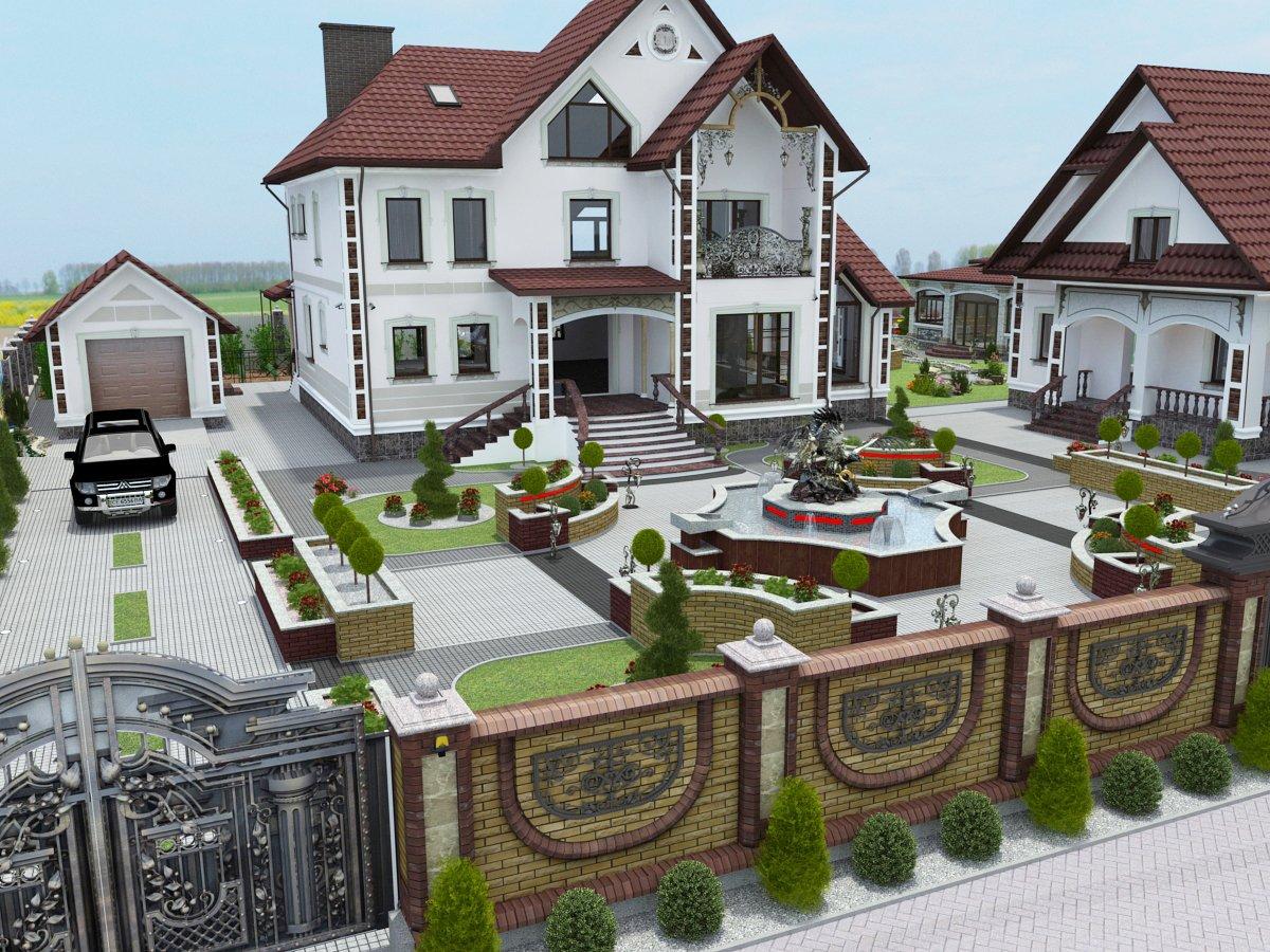 Замовити ландшафтний дизайн, Дизайн-студія Романа Москаленка