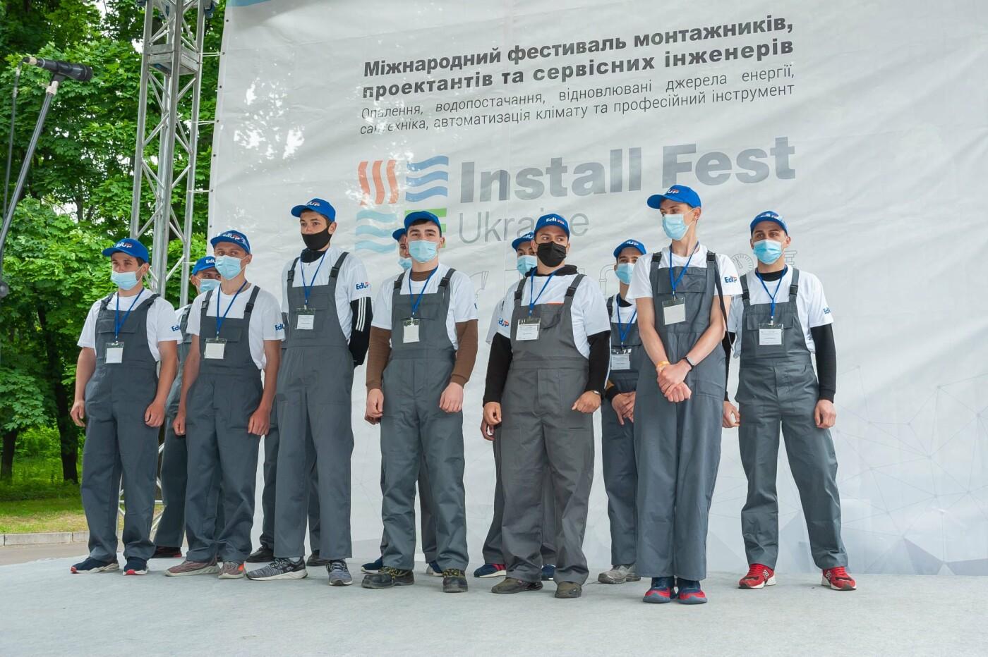 Конкурс фахової майстерності, Фото: Подільський центр ПТО
