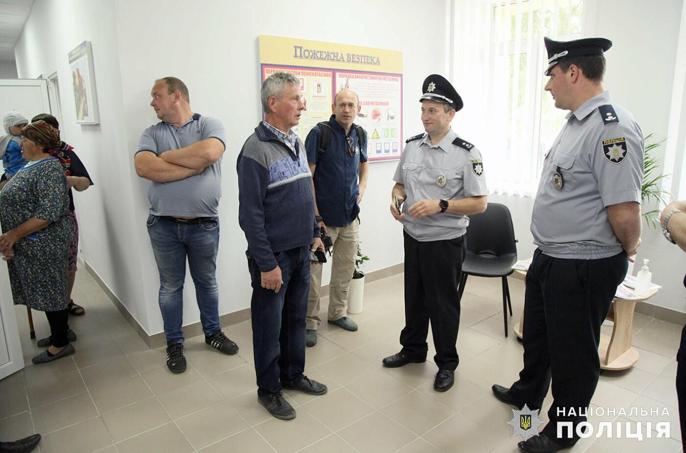 На Кам'янеччині відкрили перший в області центр безпеки громадян, фото-3