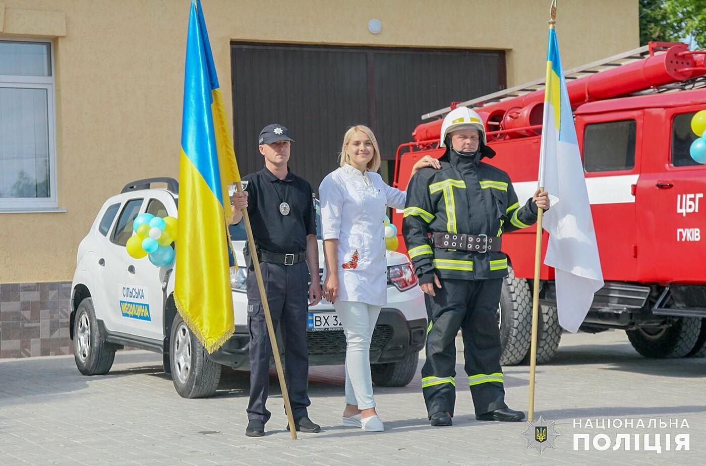На Кам'янеччині відкрили перший в області центр безпеки громадян, фото-11