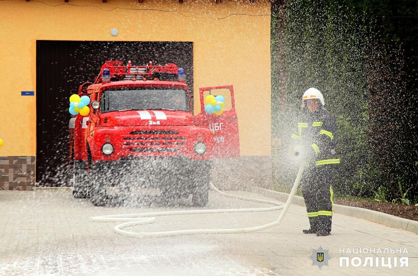 На Кам'янеччині відкрили перший в області центр безпеки громадян, фото-12