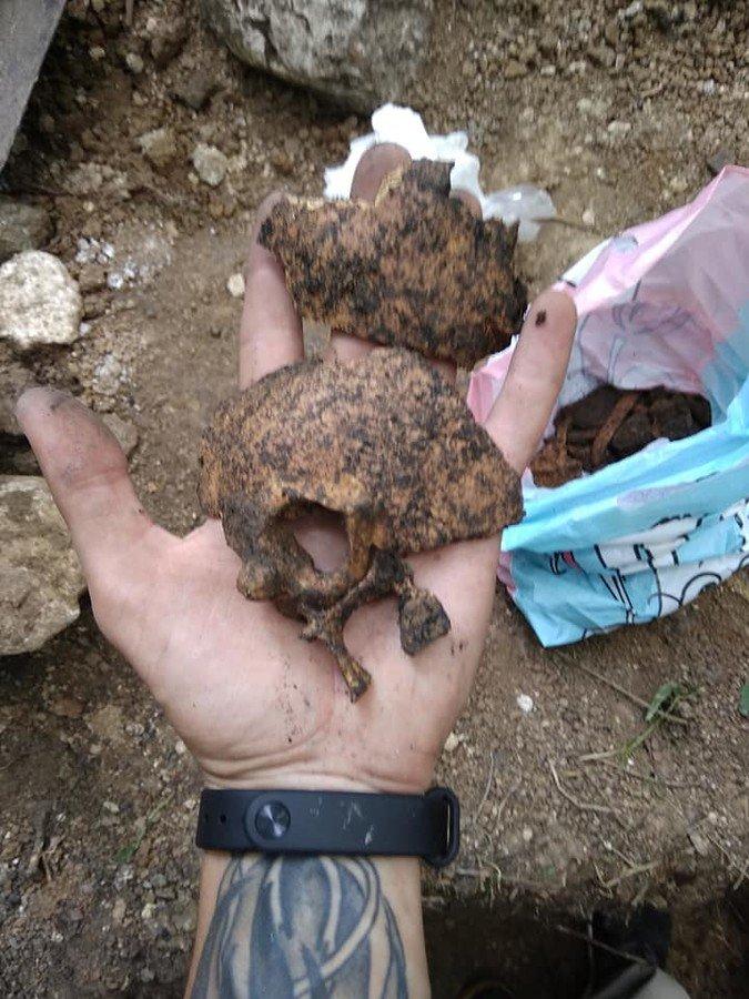 """Розкопки на Кармалюковій горі, Фото: """"Главком"""""""