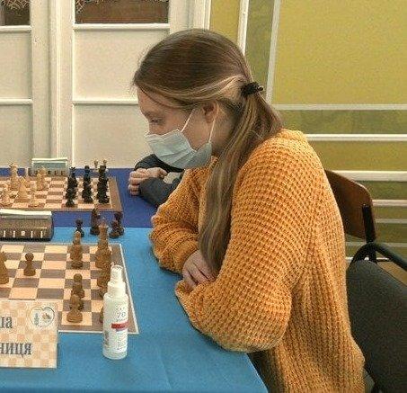 Юна кам'янчнка - чемпіони України з шахів , фото-1