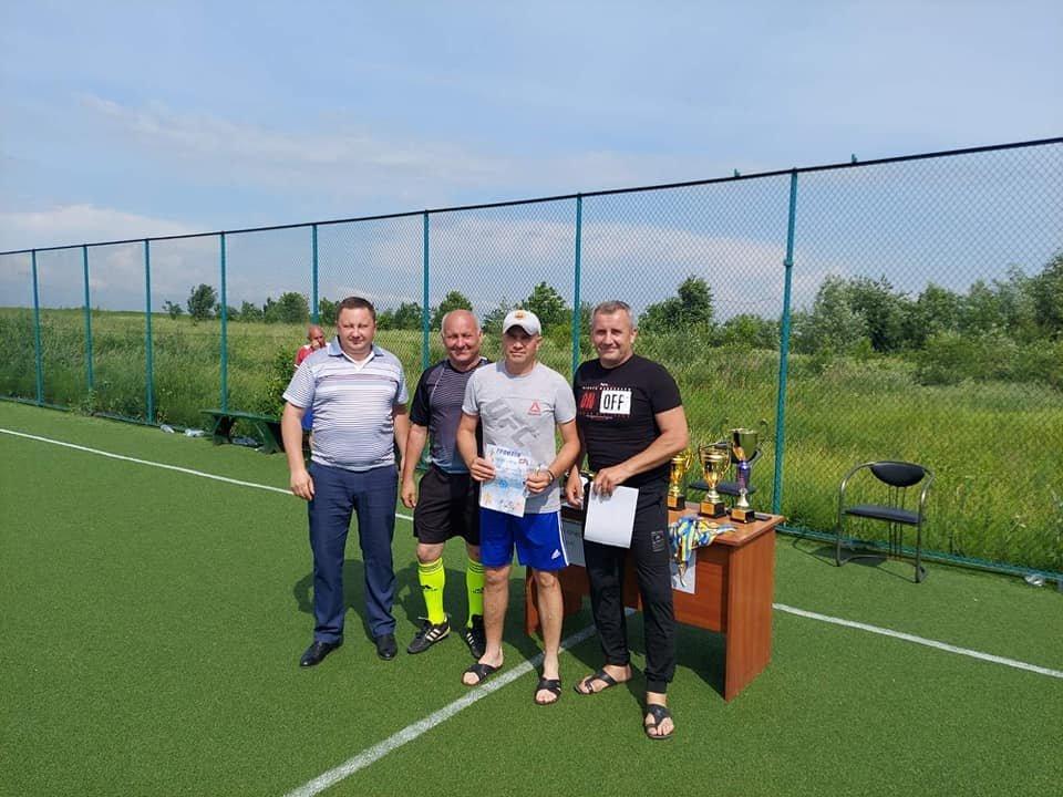 Ветерани 45+ змагались за першість у Всеукраїнському турнірі з мініфутболу, фото-5, Фото: Кам'янець-Подільська РДА