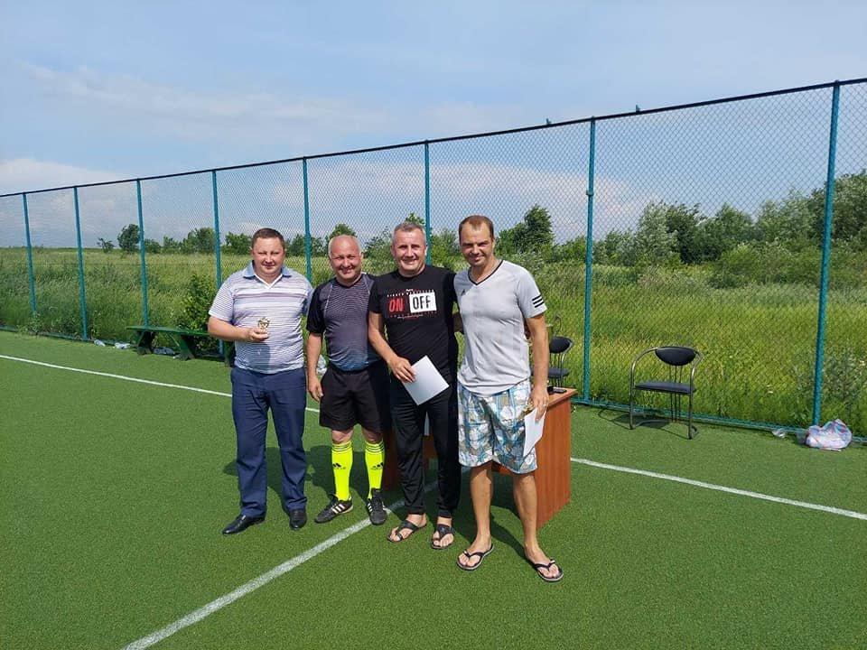 Ветерани 45+ змагались за першість у Всеукраїнському турнірі з мініфутболу, фото-6, Фото: Кам'янець-Подільська РДА