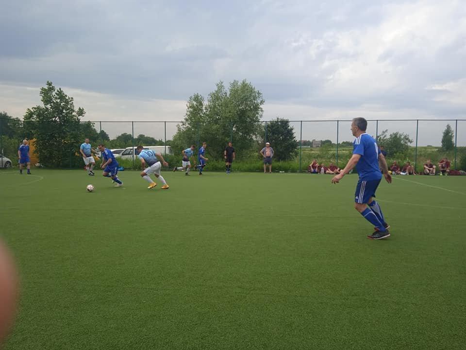 Ветерани 45+ змагались за першість у Всеукраїнському турнірі з мініфутболу, фото-13, Фото: Кам'янець-Подільська РДА