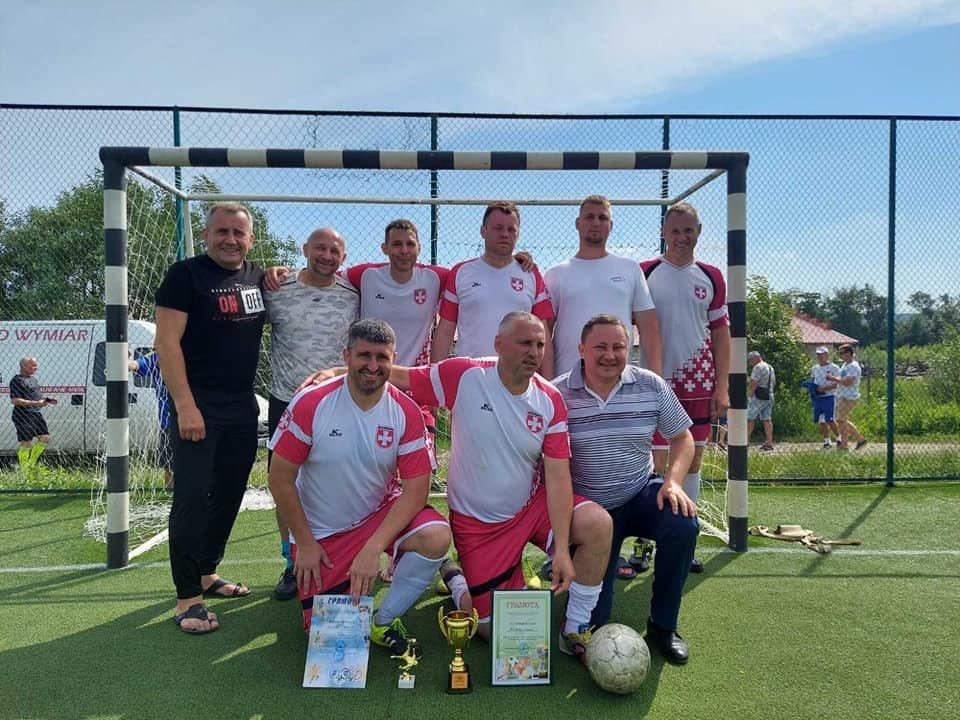 Ветерани 45+ змагались за першість у Всеукраїнському турнірі з мініфутболу, фото-10, Фото: Кам'янець-Подільська РДА