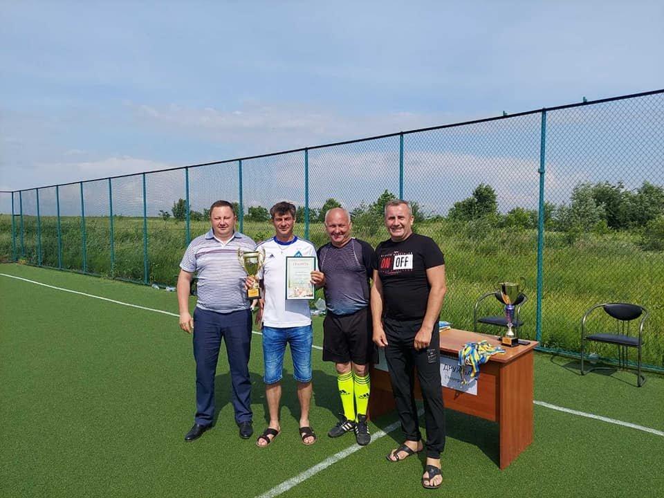 Ветерани 45+ змагались за першість у Всеукраїнському турнірі з мініфутболу, фото-2, Фото: Кам'янець-Подільська РДА