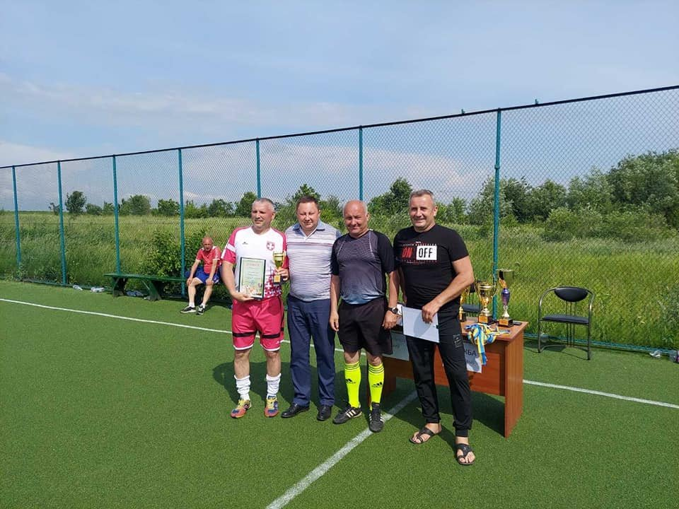 Ветерани 45+ змагались за першість у Всеукраїнському турнірі з мініфутболу, фото-4, Фото: Кам'янець-Подільська РДА