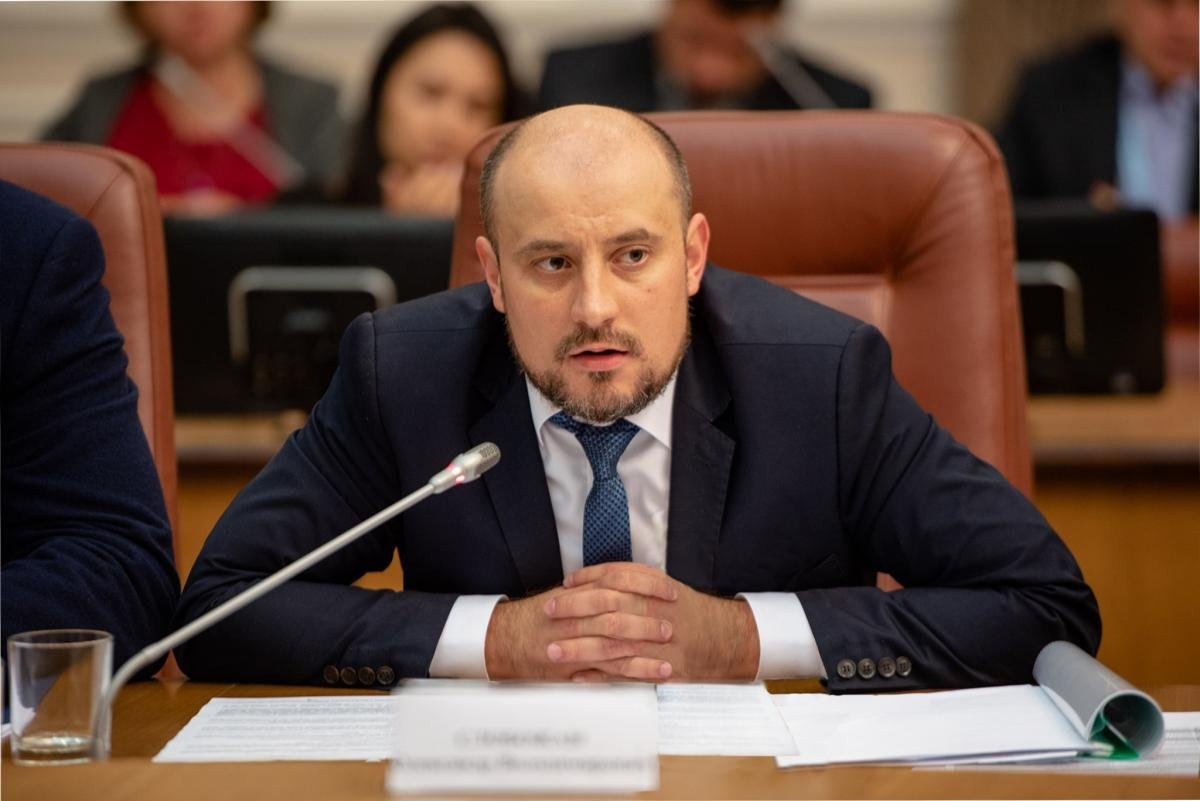 Олександр Слобожан, виконавчий директор АМУ