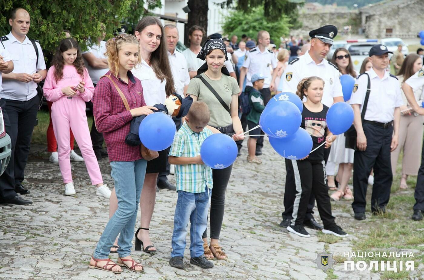 Кам'янецькі поліцейські здійснили мрію 8-класниці , фото-1, Фото: пресслужба Поліції Хмельницької області.