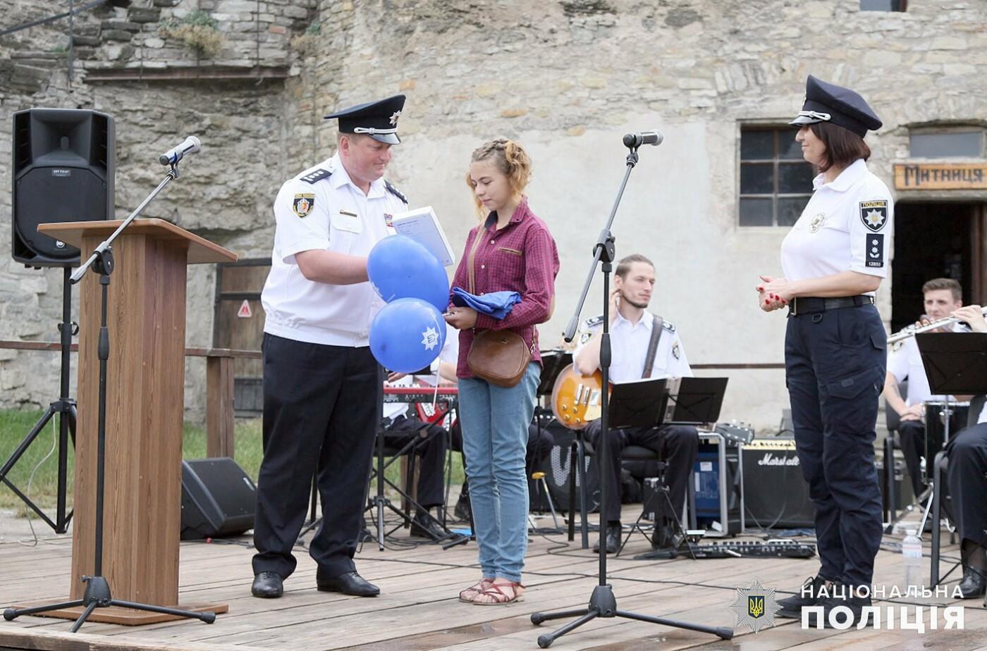 Кам'янецькі поліцейські здійснили мрію 8-класниці , фото-3, Фото: пресслужба Поліції Хмельницької області.