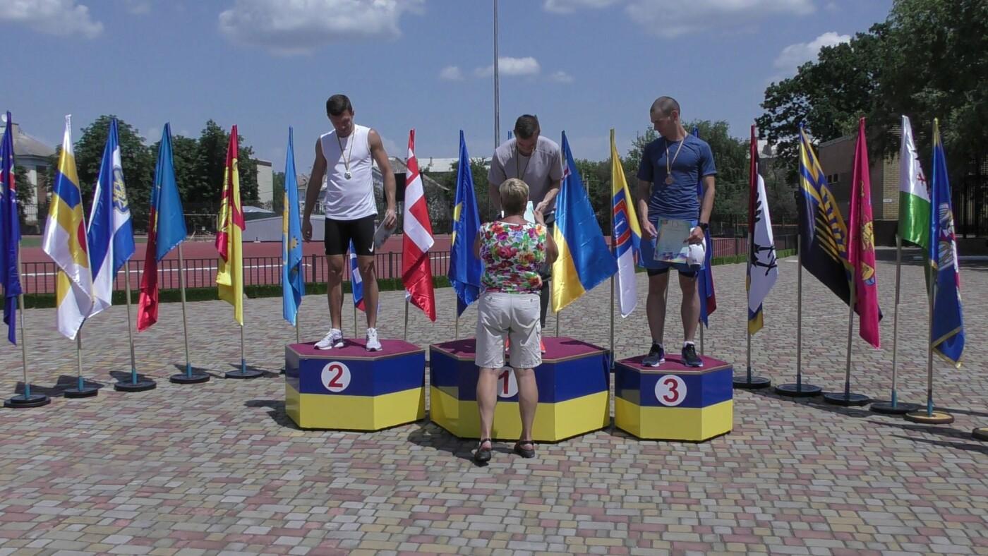 Чемпіонат з легкої атлетики, Фото: пресслужба ДГП відділу молоді та спорту К-П міської ради