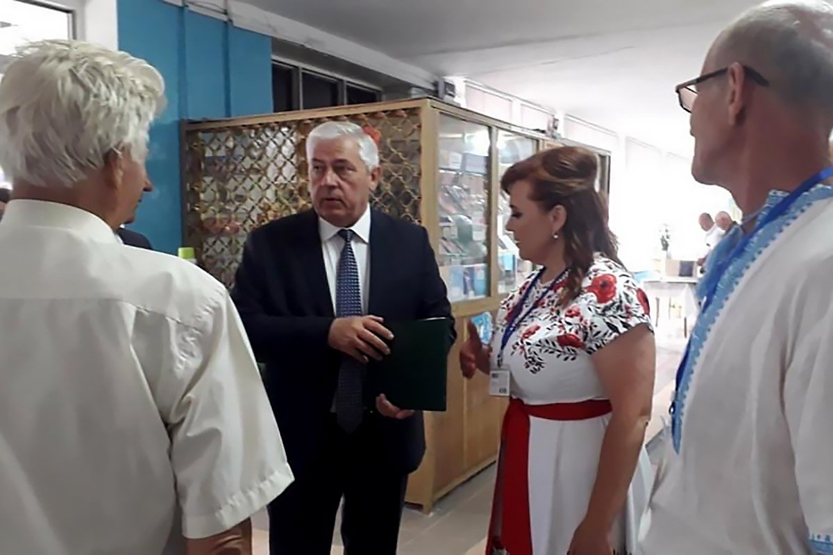 Ювілей Новоушицького фахового коледжу, Фото: ПДУ