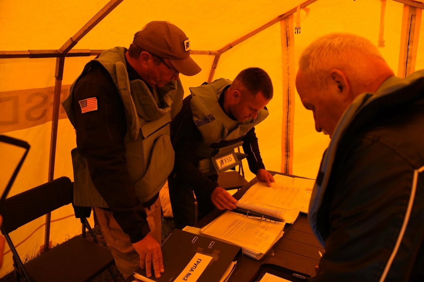 У Кам'янці сертифікували організацію, що займається протимінною діяльністю, фото-9, Фото: пресслужба Військової частини А2641