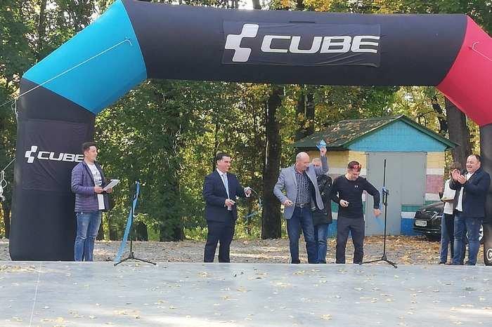 Відкриття першого скейт-майданчика у Кам'янці-Подільському