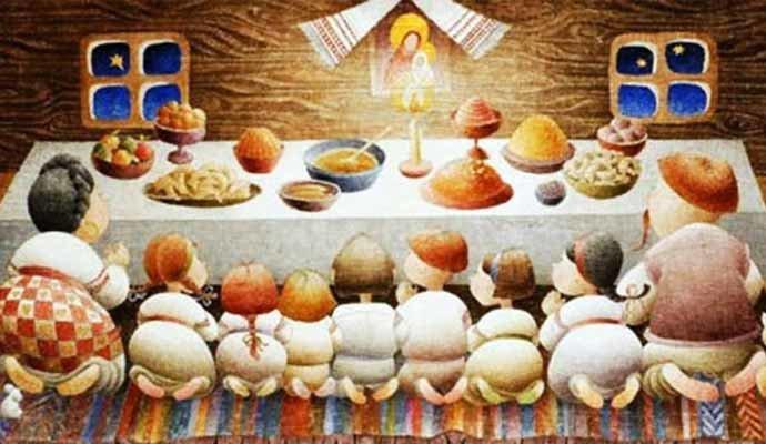 Результат пошуку зображень за запитом свята вечеря