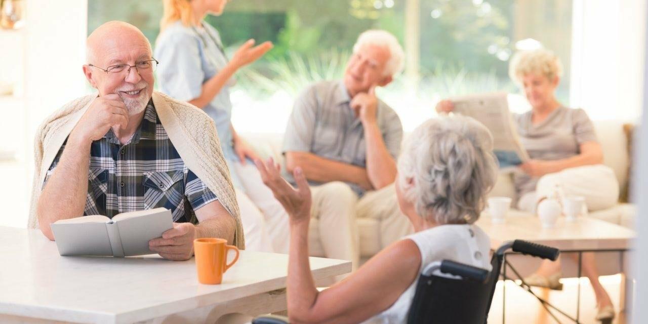 Что такое хоспис, дом престарелых и частный пансионат?
