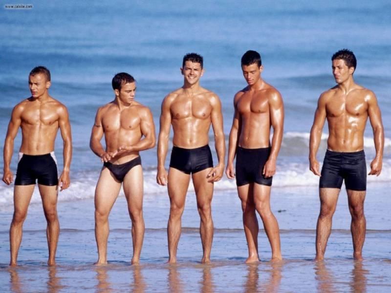 Чоловічі плавки - які вибрати?